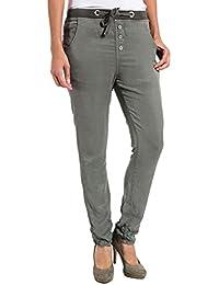 Womens Pantalon Mode Paulatz Pantalon Fuseau Horaire 5k4m1RvNK