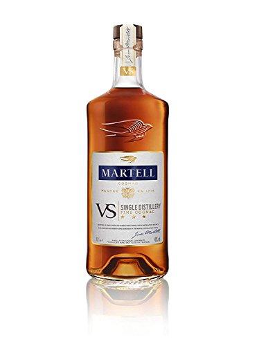 Martell V.S. Fine Cognac 1715 – Einzigartiger Cognac mit würzigem Geschmack – Ideal als...