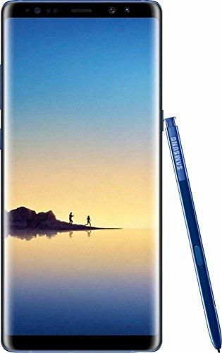 Samsung Galaxy Note8 64 GB Deepsea Blue - AT&T (zertifiziert generalüberholt)