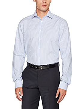 Seidensticker Herren Businesshemd Tailored Extra Langer Arm