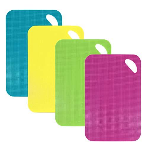 QH-Shop Tablas de Cortar de Plástico
