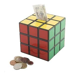 Spinning Hat Rubik's Money Box