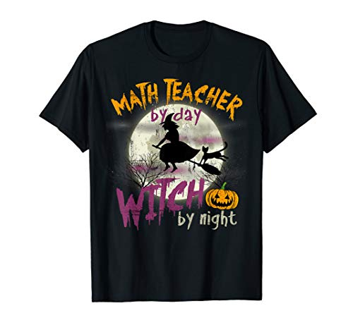 er By Day Witch By Night T-shirt ()