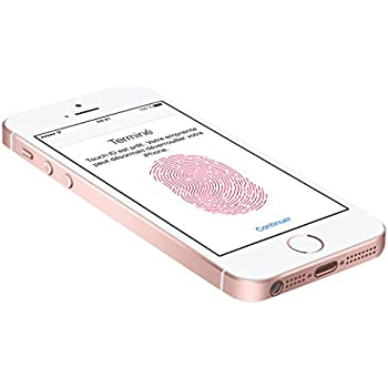 Apple iPhone SE 16 GB Smartphone - Rose Gold