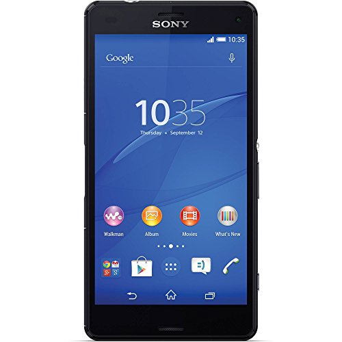 Sony Xperia Z3 Compact - Smartphone (11,68 cm (4.6