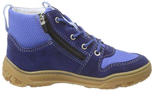 Ricosta Beat, Oxfords garçon Bleu - Blau (tinte/royal 155)
