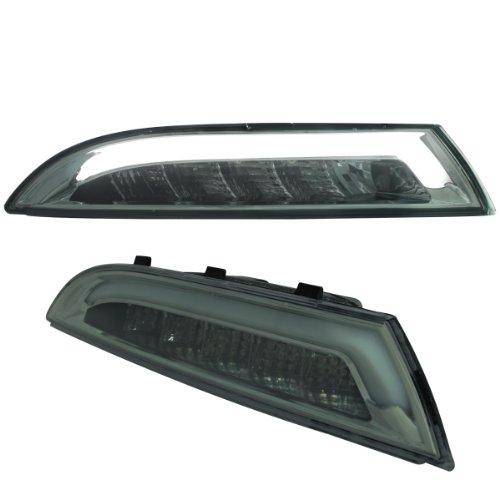 Dectane carDNA KGV08S, indicatore anteriore per luce di retromarcia, per VW Scirocco III, colore