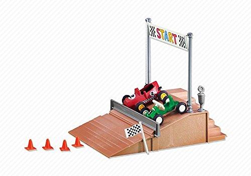 Playmobil - 6347 - Kart Racers - Course Caisse à