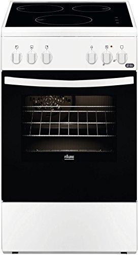 1d29cf8335e8c Faure FCI5525CWA four et cuisinière Blanc Plaque avec zone à induction A - Fours  et cuisinières (Cuisinière, Blanc, Rotatif, Blanc, Devant, ...
