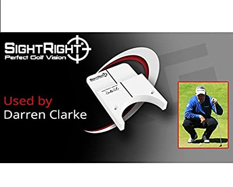 Golf Sightright - Perfect Putting Aid