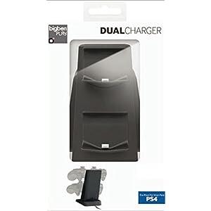 BigBen USB – PS4 Dual Charger (Ladestation) für Playstation 4