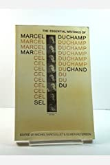 The Essential Writings of Marcel Duchamp, Marchand du Sel, Salt Seller Paperback