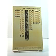 The Essential Writings of Marcel Duchamp, Marchand du Sel, Salt Seller