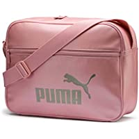 Puma WMN Core Up Reporter Bandolera, Mujeres, Bridal Rose-Metallic, OSFA