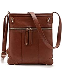59d45e84b3cc Tradico Women Vintage Messenger Bags Girls Casual Shoulder Bags Retro  Crossbody Bags