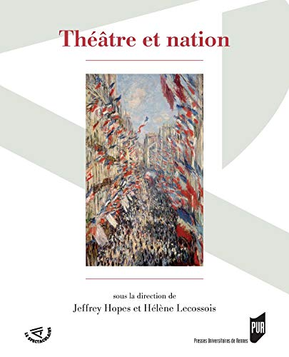 Couverture du livre Théâtre et nation (Spectaculaire | Théâtre)