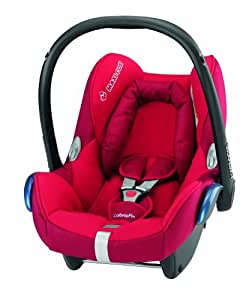 Maxi-Cosi CabrioFix Group 0+ Infant Carrier Car Seat (Intense Red)