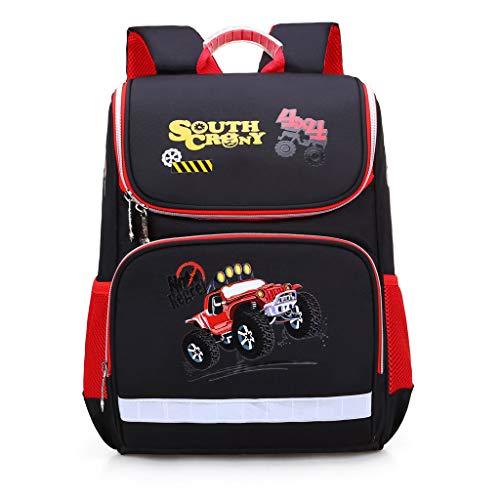 Miss Fortan Kinder Fashion School Rucksack Bookbag, Große Kapazität Wasserdicht Und Lastreduzierenden Cartoon-Rucksack (Große Schule Bookbags)