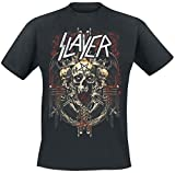 Slayer Demonic Admat T-Shirt schwarz L