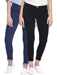 2afb14a4b12c1 Broadstar Women's Jeans & Jeggings Online: Buy Broadstar Women's ...