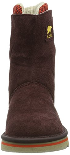 Sorel The Campus, Boots femme Marron (259 Madder Brown)