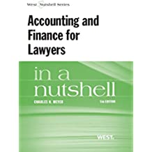 Accounting and Finance for Lawyers in a Nutshell, 5th