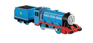Thomas & Friends - Locomotora motorizada, Personaje Principal Gordon (Mattel BML09)