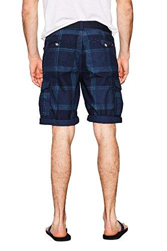 ESPRIT Herren Shorts Blau (Navy 2 401)