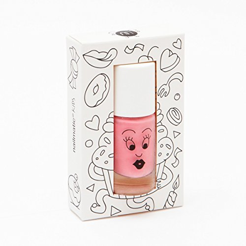 Nailmatic Cookie Vernis à ongles, couleur ROSE – 15 grammes