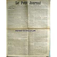 PETIT JOURNAL (LE) [No 14022] du 18/05/1901 - LE PHILTRE DE CIRCE - REORGANISATION MILITAIRE EN ANGLETERRE - LE CAS DE M. DE LUR-SALUCES - LES RETRAITES OUVRIERES - LES EVENEMENTS DE CHINE - ARMEE ET MARINE - INCIDENTS A LA CHAMBRE BELGE - BRAVE PETIT SAUVETEUR - LES JEUNES JONCHERAY ET PIERRE CHERIAUX DE LOUDEAC