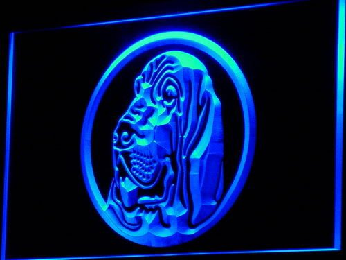 insegna-al-neon-i655-b-bloodhound-dog-breed-pet-shop-neon-light-sign