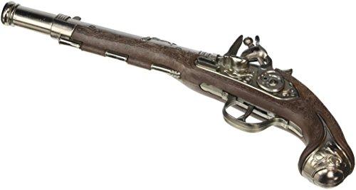 Göhner I Caraibi del Pirate Island Pistol con manico (Brown)