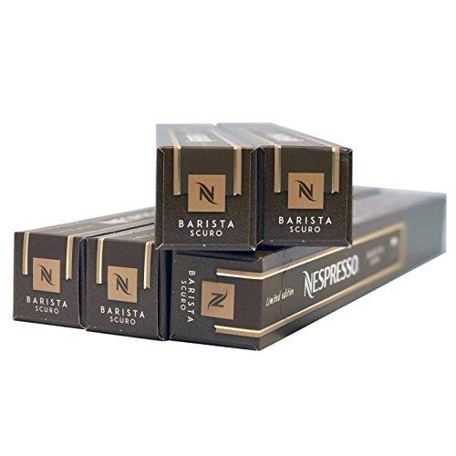 Purchase 50 Nespresso Barista Scuro Coffee Capsules - Limited Edition - NESPRESSO