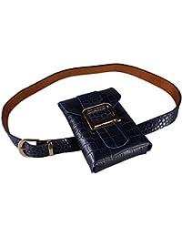 2c2d8a072e Tasca personalizzata Cintura borsa marsupio donna Borsa fibbia pelle di  serpente modello PU Fanny Pack Cintura