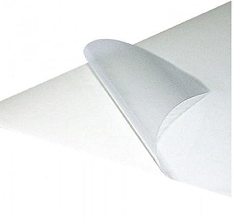 Papier adhésif transparent–Impression laser 30feuilles A4