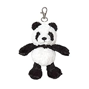 All Creatures AP4QE009 Kimi The Panda - Abalorio para Llave y Bolsa
