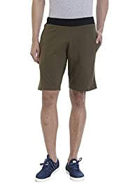 Rocx Mens Shorts – Comfortable Easy To Wash Track Shorts For Men – Stylish Mens Shorts Casual - Short Contrast...