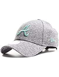 Casquette Femme 9FORTY MLB Tech Jersey Atlanta Braves gris NEW ERA