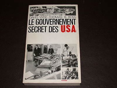LE GOUVERNEMENT SECRET DES USA.