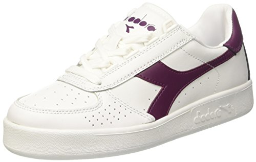diadora-unisex-adults-b-elite-sneaker-low-neck-off-white-bianco-viola-amaranto-9-uk