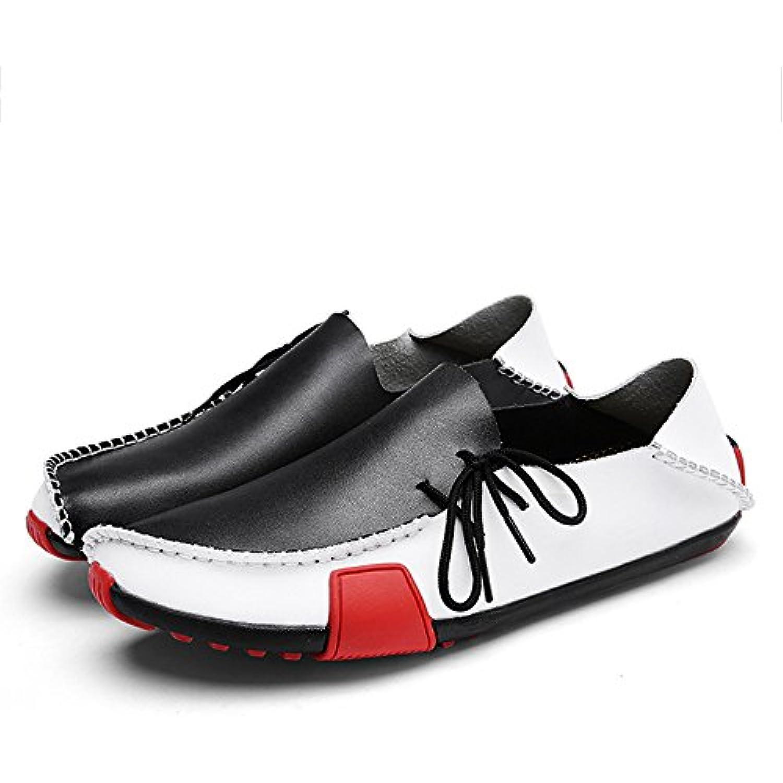 Feifei eacute;sistant Hommes Chaussures Mode Personnalit eacute; Confortable R eacute;sistant Feifei agrave; l'usure Souliers Paresseux Chaussures - B07CM9X78P - e08b97