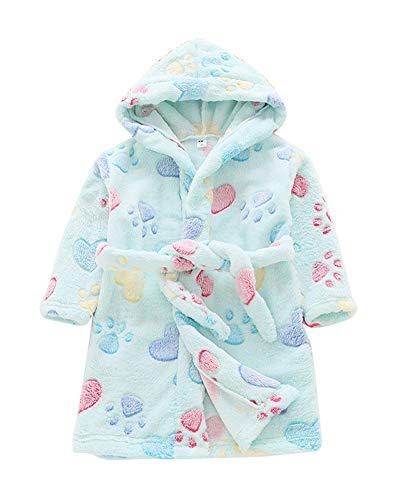 Handtücher Nette Jungen Mädchen Tier Ohren Bademantel Mit Kapuze Bad Roben Handtuch Infant Baby Langarm Hoodies Gürtel Bade Roben Nachtwäsche