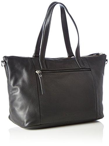 GERRY WEBERAndalucia Handbag M - Borsa con Maniglia Donna Nero (Black 900)
