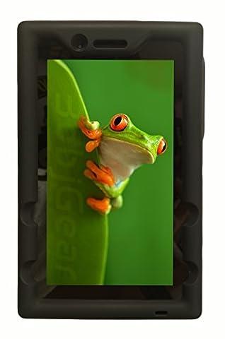Bobj Silikon-Hulle Heavy Duty Tasche für Lenovo Tab 3 Essential, TB3-710F, TB3-710I, (Nicht für Lenovo Tab 3