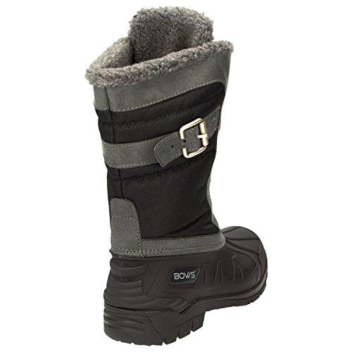 8c5e5910109f Günstig BOWS Susi- Winterstiefel Damen Schnee Stiefel Snow Schuhe ...