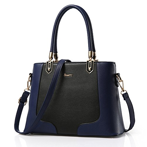 koson-man-womens-fashionable-noble-classical-pu-leather-casual-college-style-handbags-shoulder-bagsn