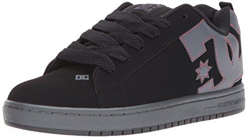 DC COURT GRAFFIK M Herren Sneakers Black/Dk Grey