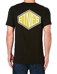 Etnies T-Shirts - Etnies Stanwick T-shirt - Grey/Heather