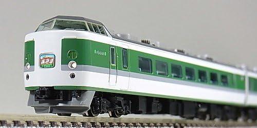 J.R. Limited Express Series 189 [Asama] (Basic 5-Car Set) (Model Train)   La Conception Professionnelle