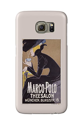 marco-polo-theesalon-vintage-poster-artist-anonymous-germany-c-1905-galaxy-s6-cell-phone-case-slim-b